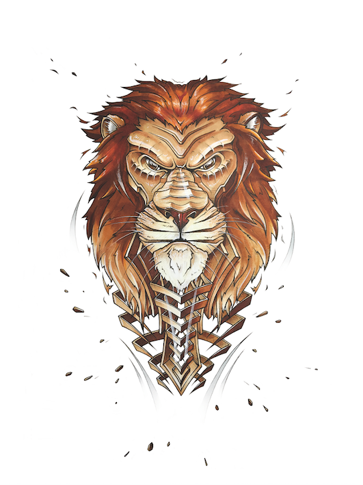 Jayn-Prints-4c-Lion-Slice